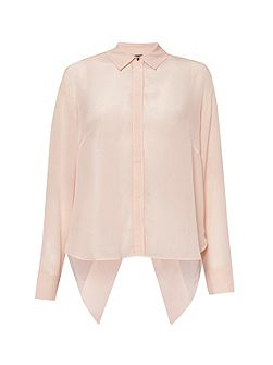 French Connection Super Silk Shirt