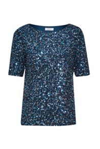 Great Plains Twinkle Twinkle Sequin Top
