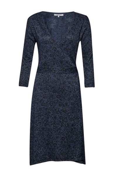 Great Plains Baroque Rock Wrap Dress