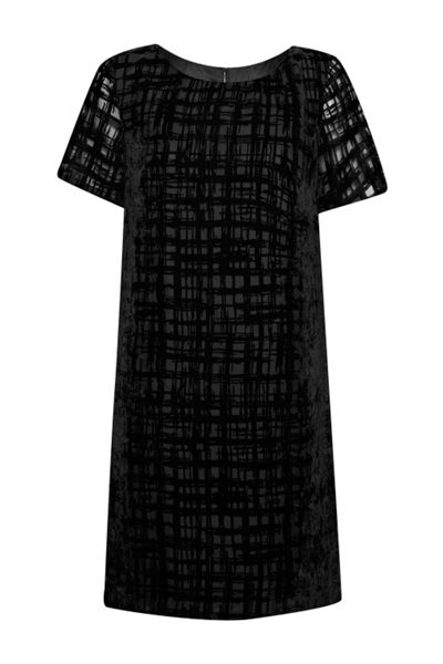 Great Plains Devore Scribble Dress
