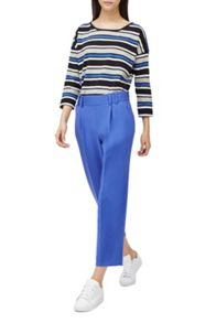 French Connection Whisper Light Cropped Peg Trousers