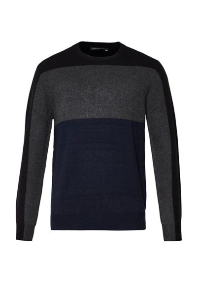 French Connection Branco Vhari Blk Knits Jumper