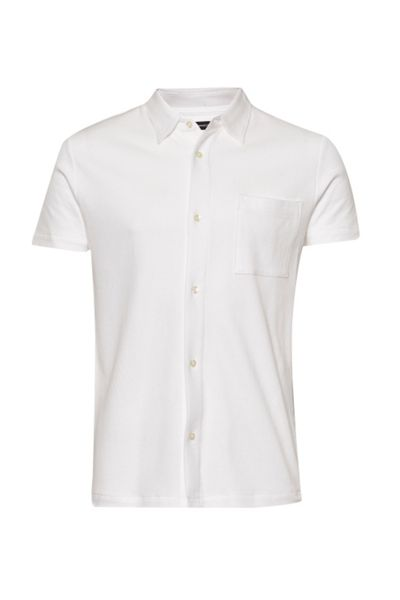French Connection Central Crepe Marlon Shirt