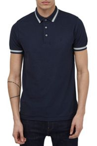 French Connection Tennis Tech Marlon Polo Shirt