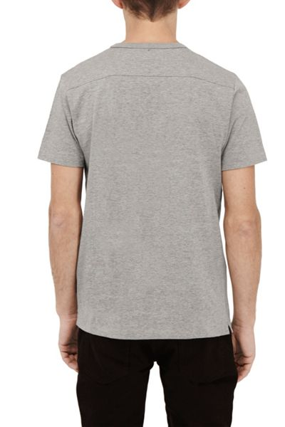 French Connection Penthouse Pocket Marlon Crew T-Shirt