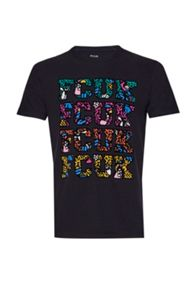 French Connection 80s Fun Fcuk Logo T-Shirt