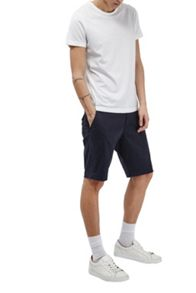 French Connection Infinity Stretch Slim Denim Shorts