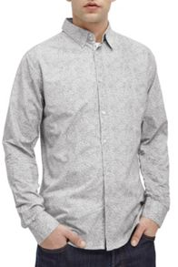 French Connection Daisy Hidden Contrast Flemming Shirt