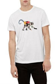 French Connection Monkey Crew Neck T-Shirt