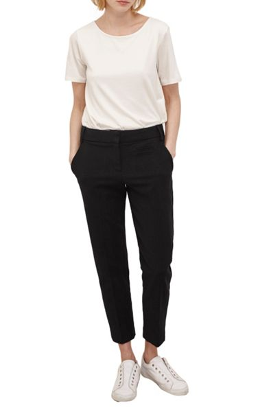 Great Plains Marsie Textured Jacquard Trousers