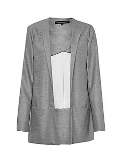 French Connection Ivy Woven Blazer