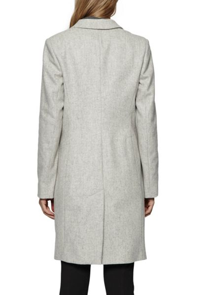 French Connection Milo Melton Coat