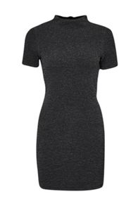 French Connection Fast Ripple Jersey Dress