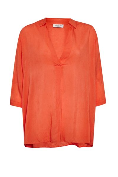 Great Plains Kezia Shirting Collared Blouse