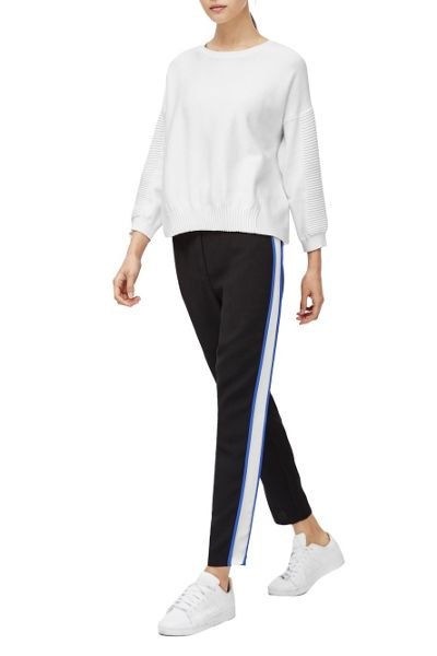 French Connection Thomas Block Peg Trousers