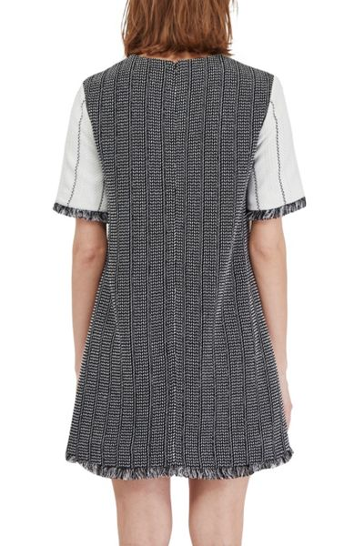 French Connection Riviera Tweed Tunic Dress