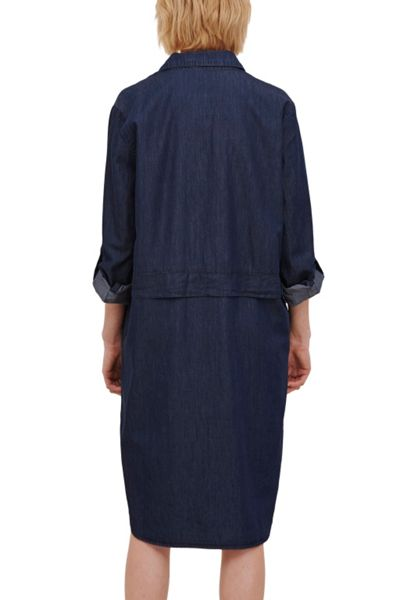 Great Plains Lightweight Denim Shirt Dress