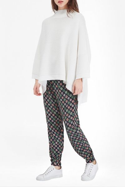 French Connection Medina Tile Printed Joggers