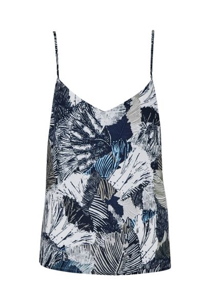 French Connection Lala Print Cami