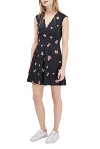 French Connection Samba Daisy Fit and Flare Dress