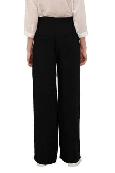 Great Plains Monaco Crepe Wide Leg Trousers