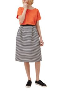 Great Plains Bella Brenton Stripe Skirt