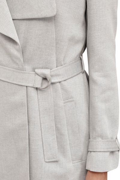 Great Plains Claudie Suiting Trench Coat