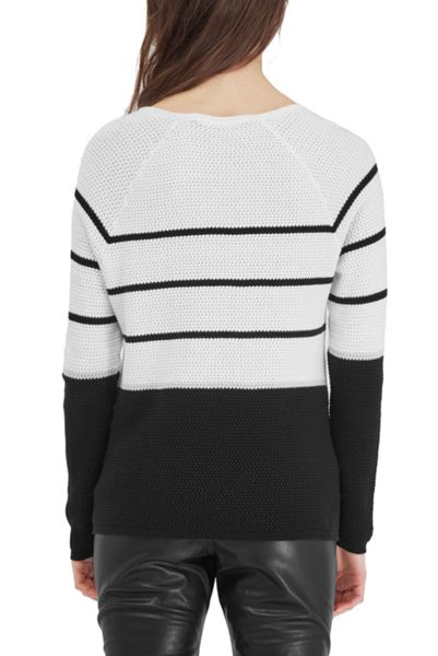 French Connection Matilda Textured Nautical Knit