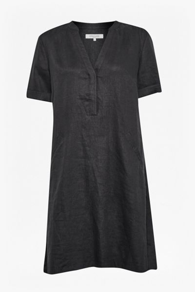 Great Plains Shropshire Linen Smock Dress