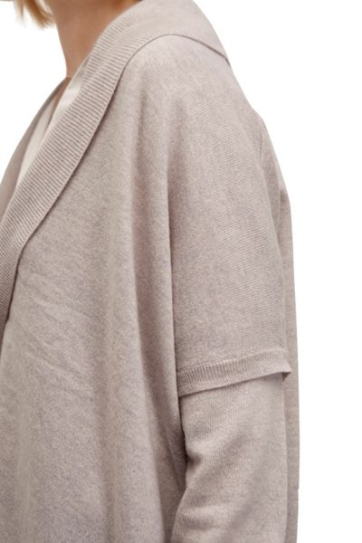 Great Plains Rania Cashmere and Wool Blend Cardigan