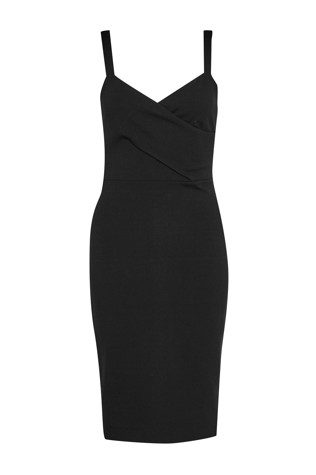 French Connection Lula Stretch Bustier Maxi Dress