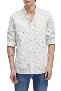 French Connection Echo Park Floral Shirt