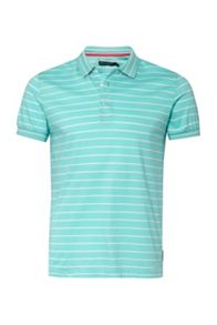 French Connection Trailer Stripe Polo Shirt