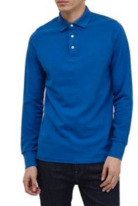 French Connection Brunswick Plain Marlon Polo Shirt