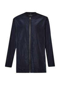French Connection Long line bomber jacket