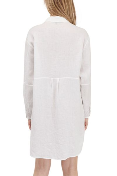 French Connection Lazy Linen Oversized Shirt