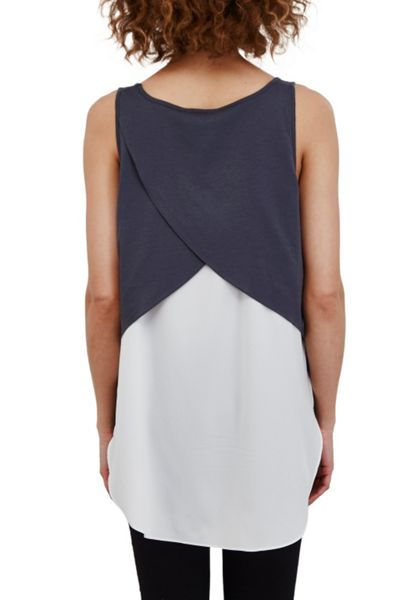 Great Plains Featherweight Jersey Vest Top