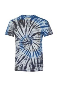 French Connection Tie Dye Highway T-Shirt