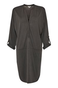 Great Plains Coolio Cupro Smock Dress