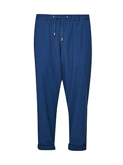 Island Indigo Denim Trousers