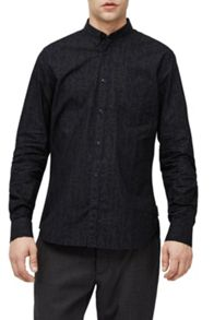 French Connection Bamboo cotton brosnan shirt