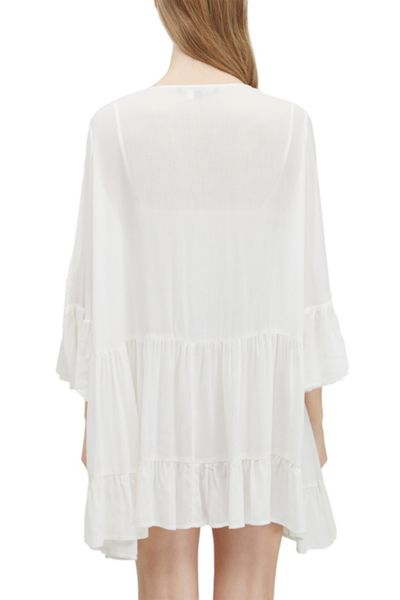 French Connection Castaway Lace Gypsy Tunic Dress