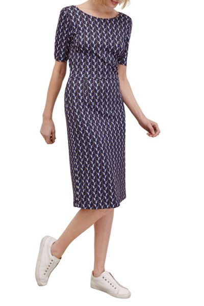 Great Plains Seville Stretch Knee Skimming Dress