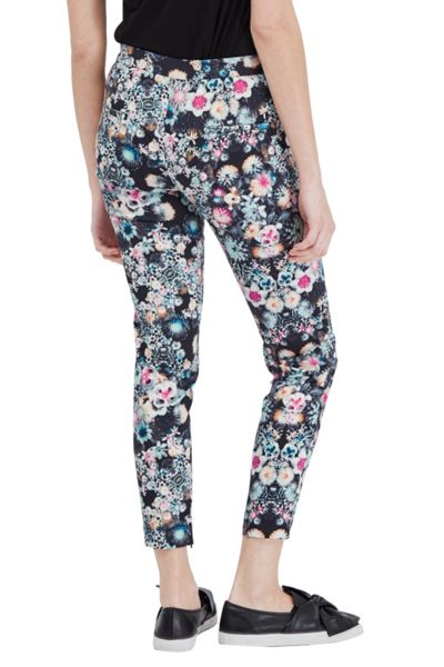 French Connection Isola Bloom Cropped Trousers