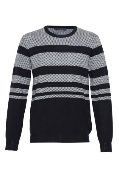 French Connection Gio Fair Isle Knits