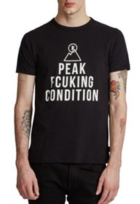 French Connection Peak Fcuking Condition Marlon T-Shirt