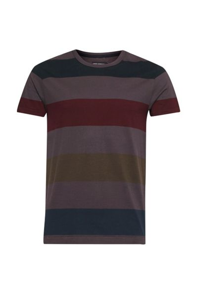 French Connection Shatter Stripe Marlon T-Shirt