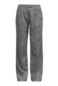 Great Plains Ida Flannel Wide Leg Trousers