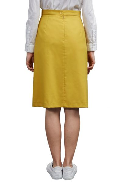 Great Plains Brooke Suiting A Line Skirt