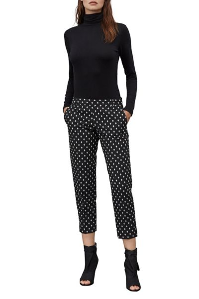 Great Plains Ikat Spot Stretch Skinny Trousers
